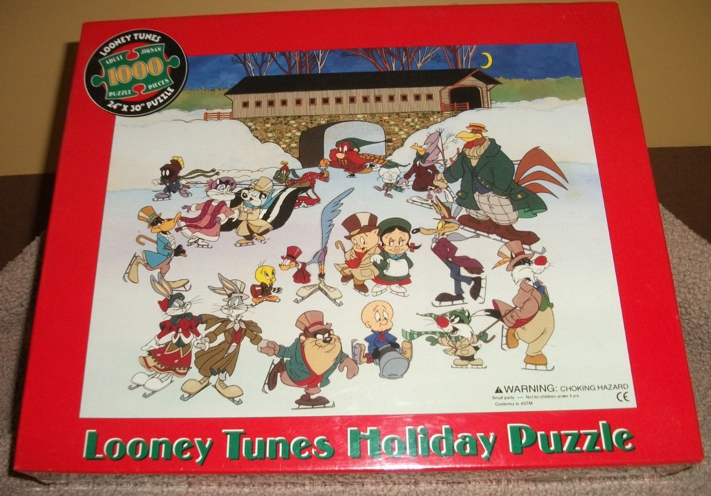Holiday puzzle