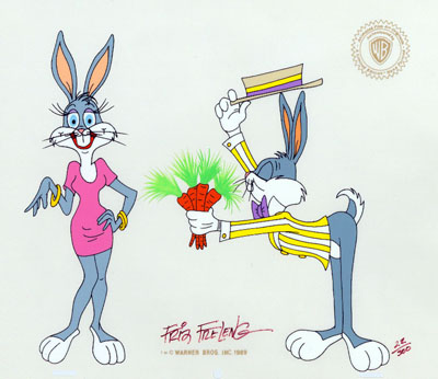 Honey Bunny, Bugs Bunny