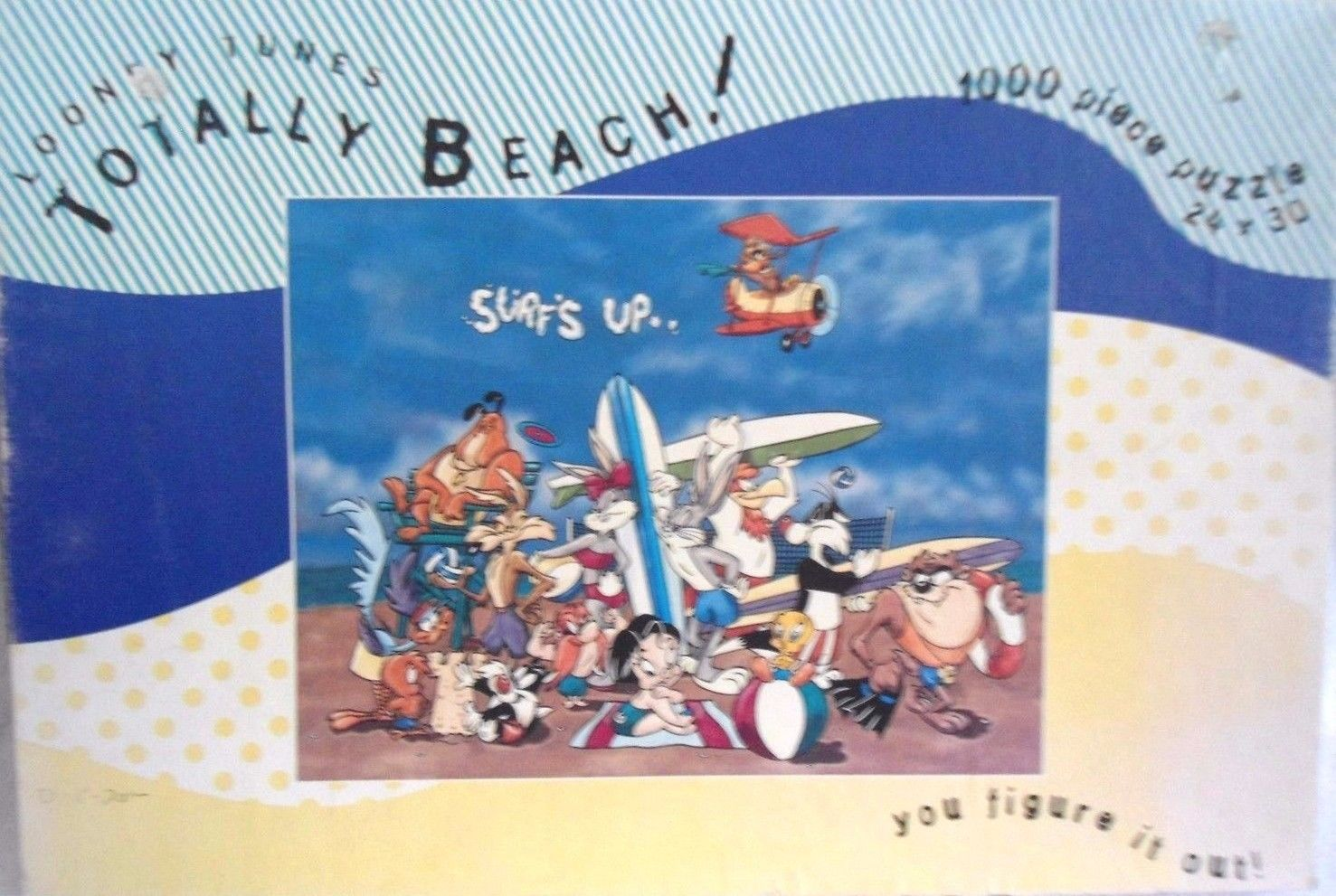 Totally Beach jigsaw puzzle