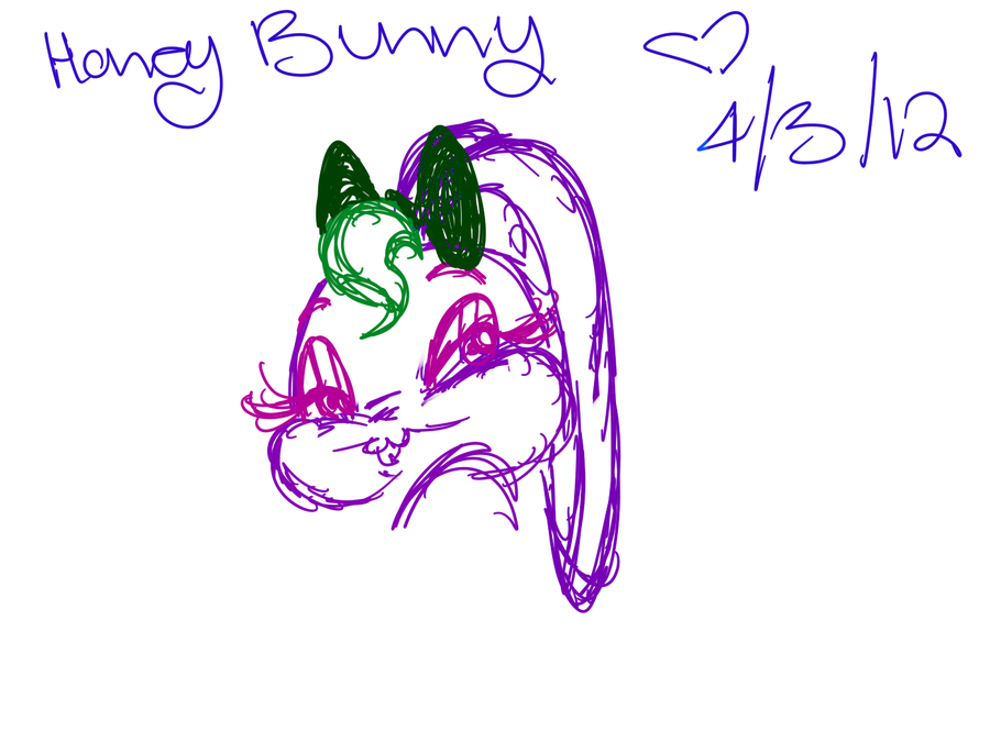 Revamped Honey Bunny