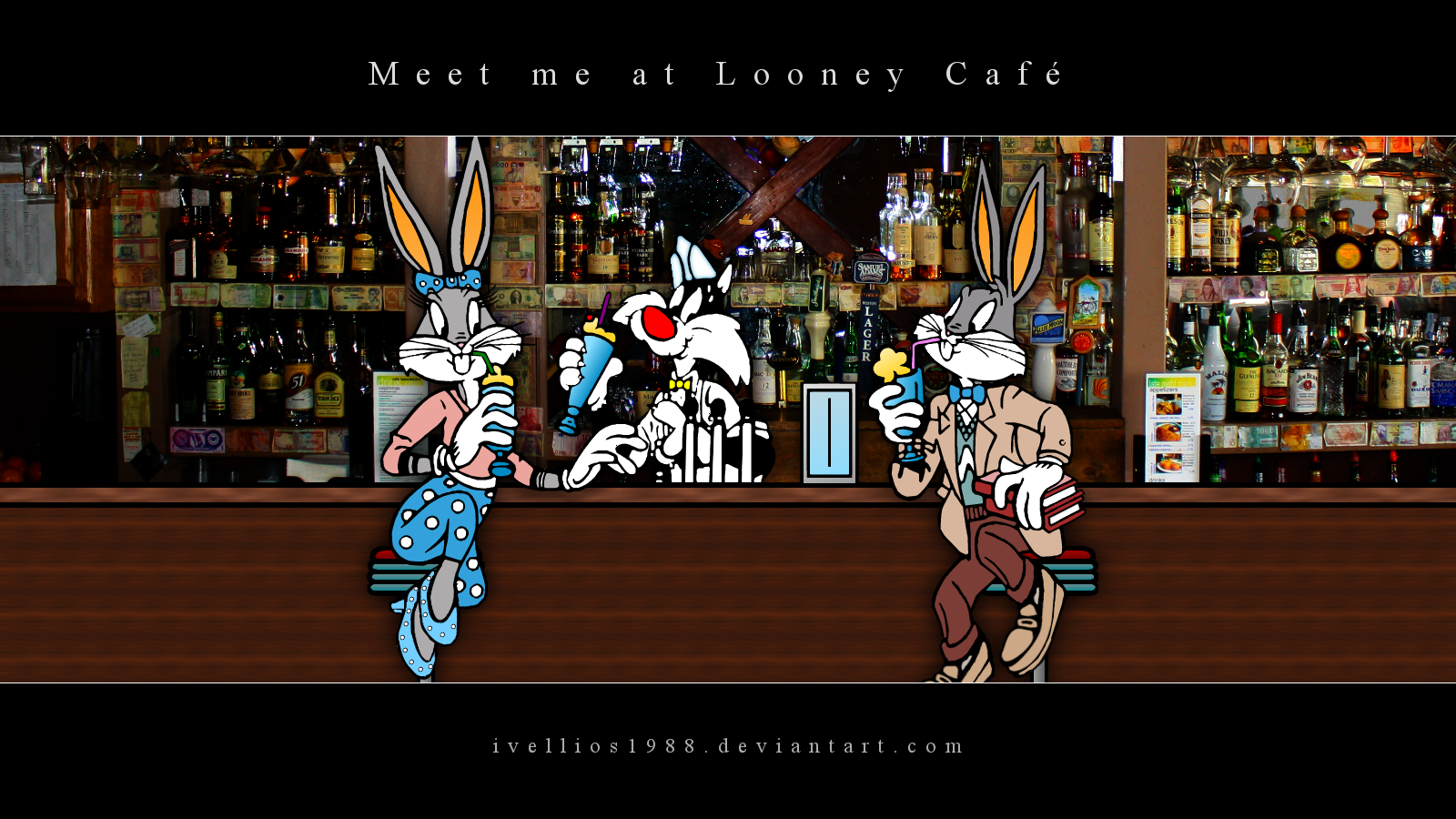 Meet me at Looney Cafe